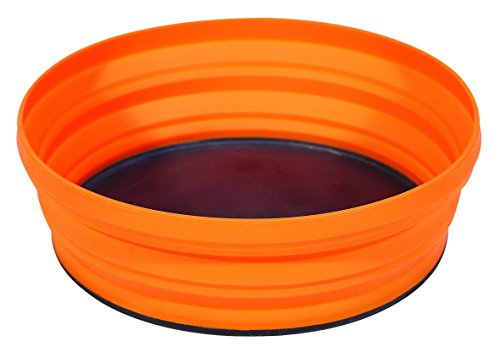Sea-To-Summit XL Bowl - Collapsible, Cut-Resistant Base
