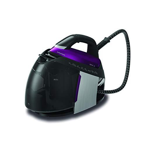 Grundig SIS 9870 Dampfbügelstationen, 2800, Violett/Schwarz/Silber