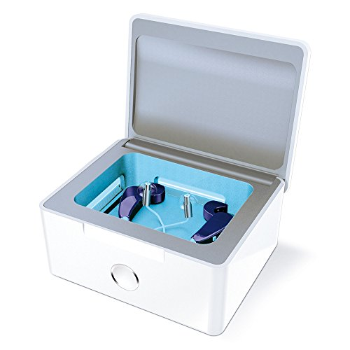 PerfectDry LUX Automatic Hearing Aid UV-C...