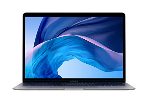 Apple MacBook Air (13-Inch, Previous Model, 8GB RAM, 128GB Storage, 1.6GHz Intel Core i5) - Space Gray