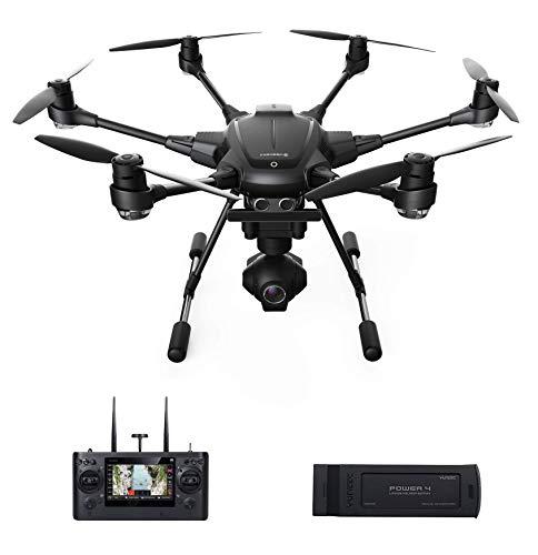 Yuneec Typhoon H Drone avec Caméra 4K Ultra HD