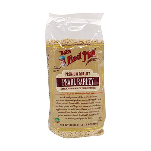 Bob's Red Mill Pearl Barley, 30 Ounce (Pack of 4)