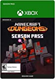 Minecraft Dungeons: DLC Season Pass - Xbox Series X [Digital Code]