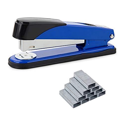 ACCOCO Cucitrice meccanica per carichi pesanti con 1 Confezione da 1000 Pezzi graffette da 24 / 6mm...