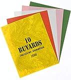 Coutal - Buvard 16X21 Multicolore 125G Poch 10