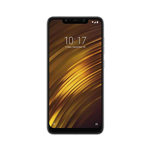 Smartphone Xiaomi Pocophone F1 128GB 6GB RAM Preto
