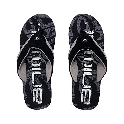 Animal Mens Jekyl Logo Summer Slip On Beach Flip Flops Sandals