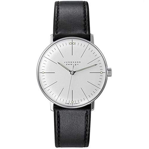 Junghans max Bill Handaufzug Armbanduhr 027/3700.04