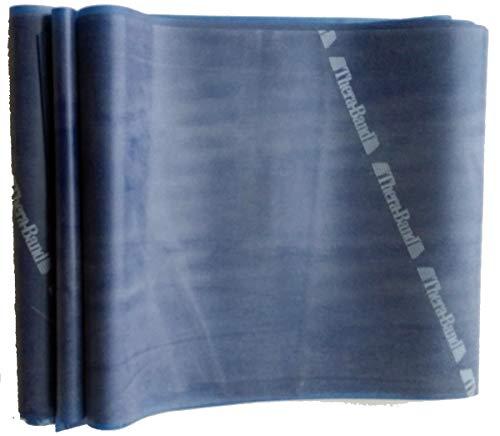 Thera-Band Fascia per esercizi, Blu, 2,5 m