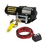Champion Power Equipment-12003 ATV/UTV Winch Kit, 2000-lb.