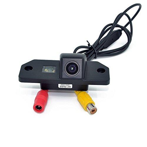 Auto Wayfeng WF Videocamera professionale di backup, telecamera posteriore per Ford Focus Sedan, C-max, Mondeo