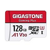 Gigastone 128GB Tarjeta de Memoria Micro SD, Gaming Plus, Compatible con Nintendo Switch, Alta...