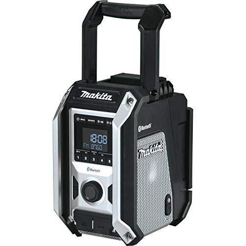 Makita XRM09B 18V LXT / 12V max CXT Lithium-Ion Cordless Bluetooth Job Site Radio, Tool Only