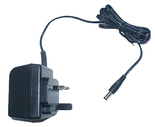Power Supply Replacement for AMMOON VINTAGE PHASE PHASER EFFECTS PEDAL ADAPTER UK 9V