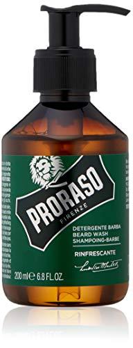 Proraso Detergente Shampoo per Barba linea verde Rinfrescante - 1pz