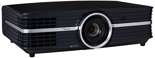 Optoma 7962652 Proyector DLP, UHD65, Ultra HD 4K, 3000 Lúmenes, 2 x HDMI, VGA, RJ-48