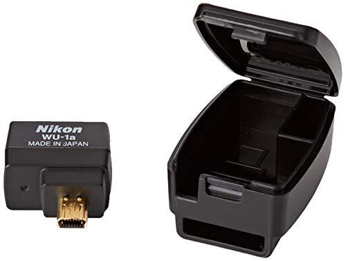 Nikon WU-1A Adattatore Wireless per la Comunicazione con Dispositivi Mobili, Compatto con...