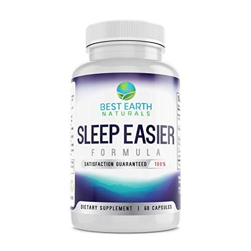Sleep Easier Natural Nighttime Sleep Aid for...