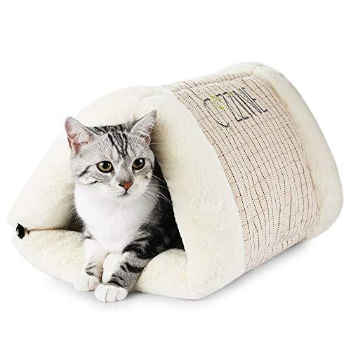GBlife Pet Cuccia a Casa Letto Pieghevole Cuccia con Cuscino per Cani Gatti Lettino per Animali (1#)