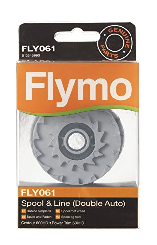 Flymo FLY061 - Testina falciante per tosaerba