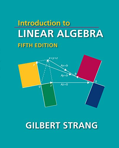 Introduction to Linear Algebra, Fifth Edition (Gilbert Strang)