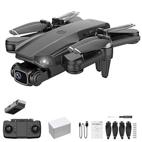 L900 PRO GPS 4K Professional 5G WiFi FPV Drone Brushless Quadcopter 1.2km Nero 1 * Batteria, Scatola di Schiuma
