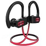 Mpow Flame Bluetooth Kopfhörer, IPX7 Wasserdicht Kopfhörer Sport, 7-10 Stunden Spielzeit, Rich bass, Sportkopfhörer Joggen/Laufen Bluetooth 4.1, In Ear Kopfhörer mit fon für iPhone Android