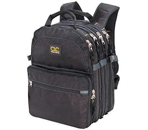 CLC Custom LeatherCraft 1132 75-Pocket Tool...