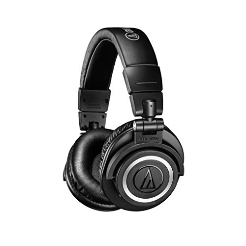 Audio-Technica ATH-M50XBT - Auriculares inalámbricos, Color...