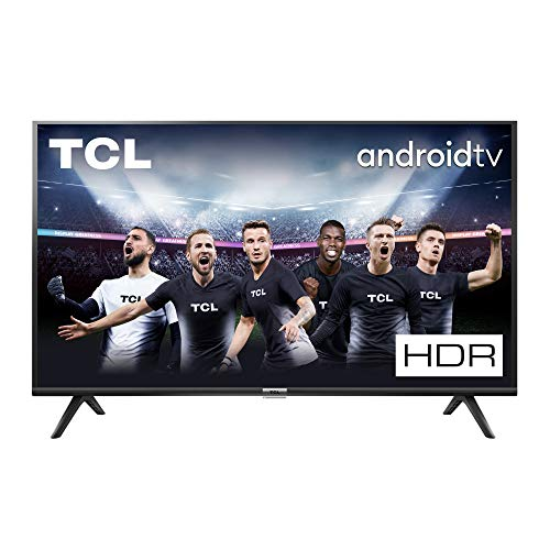 TV LED HDTV 80 cm TCL 32ES560 - Wifi intégré - SMART TV Android TV - Tuner TNT terrestre / Cable / Satellite DVB-T2/C/S2 - USB - 2 x HDMI