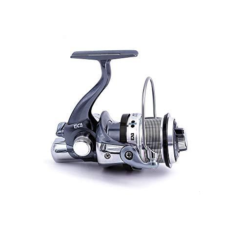 TICA Galant, Glat 5000 5,2 Mulinello da Pesca, Grigio Metallizzato, Gear Ratio 5.2