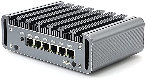 Partaker Firewall Micro Appliance, Fanless Mini...