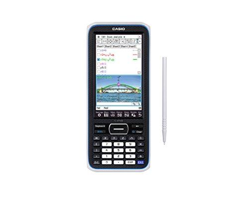 Casio FX-CP400 ClassPad Grafikrechner, schwarz
