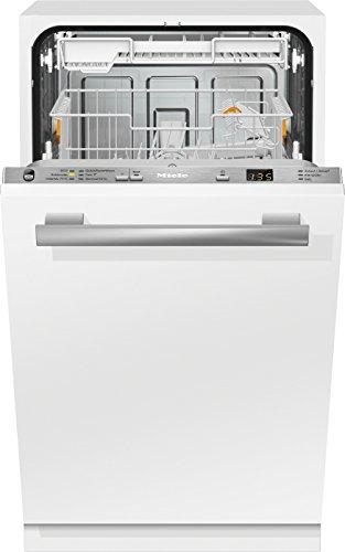 Miele, lavastoviglie G 4780 SCVi D ED230 2,0, a scomparsa totale, 221 kWh, 9 MGD, particolarmente economica, con classe di efficienza energetica UE A+++, carico e scarico comodo
