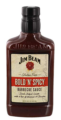 Jim Beam Bold´d Spicy BBQ Sauce 510 g