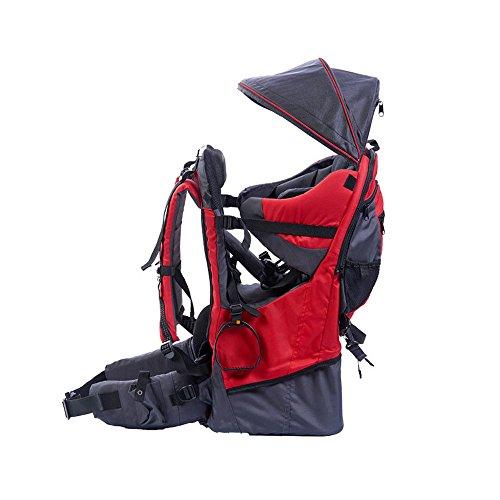 Pawsfiesta Porte bébé Support Dorsal pour l'enfant pour Les randonnées...