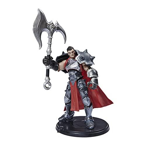 League of Legends - 10cm Darius Actionfigur mit Axt und Ausstellungssockel