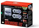 Super Nintendo Entertainment System Classic Mini Edition SNES Console (Region Free US English...