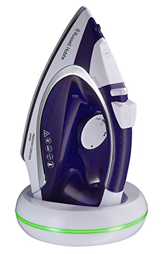 Russell Hobbs Fer à Repasser Vapeur 2400W, Sans Fil, Puissant, Fonction Pressing - 23300-56...