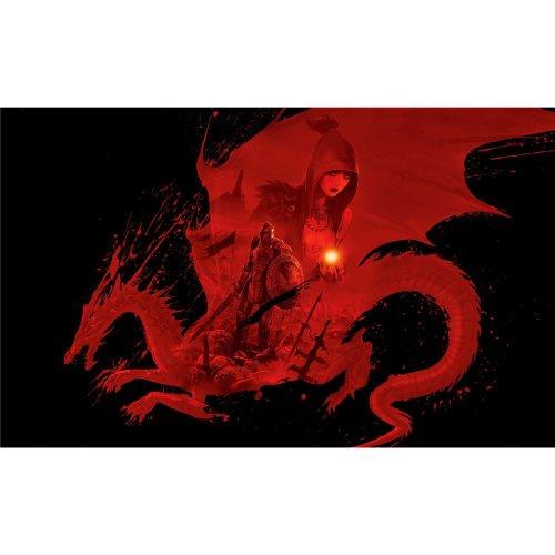 Monty Arts Dragon Age Origins Poster by Silk Printing # Size...