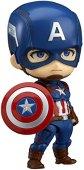 Vengadores Nendoroid: Capitán América # 618