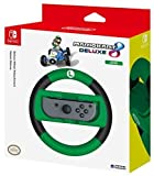 HORI Nintendo Switch Mario Kart 8 Deluxe Wheel (Luigi Version) Officially Licensed By Nintendo -...
