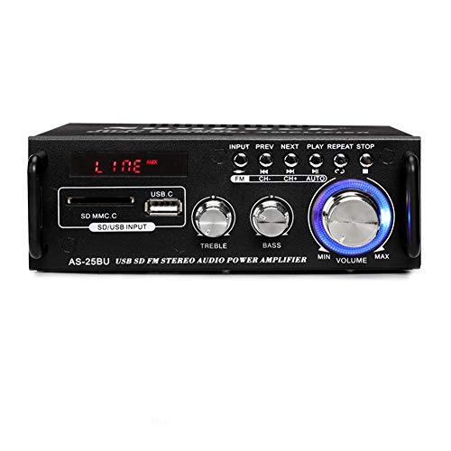 41ReAzEvb L - 7 Best Budget Stereo Amplifier Reviews