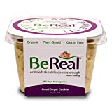 GOOD SUGAR COOKIE GLUTEN-FREE/PLANT- BASED COOKIE DOUGH - BeReal Doughs - 16 oz Resealable Packaging