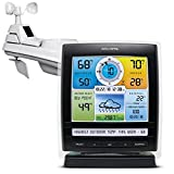 AcuRite Iris (5-in-1) Indoor/Outdoor Wireless Weather Station for Indoor and Outdoor Temperature and Humidity, Wind Speed and Direction, and Rainfall with Digital Display (01512M)