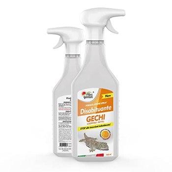 Albagarden - Déshabituant à répulsif, barrière pour les guêtres et les guêtres, pour éloigner les insectes - Pas de clôtures, effet chasse des animaux sans veins et ultrasons - Spray x 750 ml