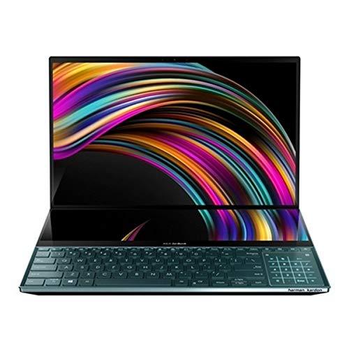 ASUS ZenBook Pro Duo UX581GV-H2037R Negro - 15.6' - 3840x2160 - Intel Core...