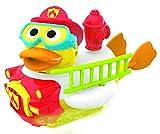 Yookidoo 40172 Jet Duck Create a Firefighter