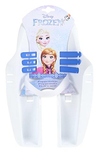 Widek - Seggiolino per Bambola Disney Frozen, Taglia M, Colore: Bianco