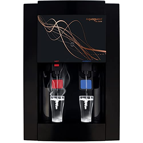Aquaguard Blaze RO+UV+MTDS Water Purifier, Active Copper Technology with HOT & Ambient water...